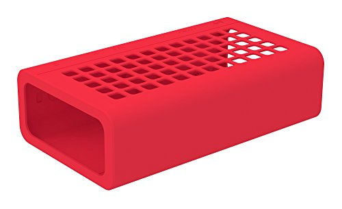 Creative Sound Blaster Roar 2 Silicone Case (Red) (Creative Labs White Skin)