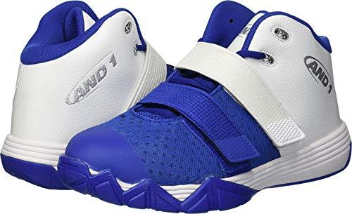 e II Sneaker, Skydiver/White/Silver, 9.5 Medium US ()