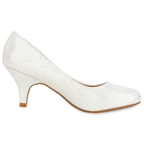 napoli-fashion - Cerrado Mujer Weiss Bianco