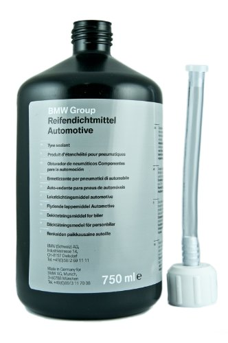 Mini Genuine Tyre Inflating Bottle Container 71100415040