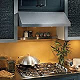 "Broan RP230SS 30"" Rangemaster Elite Pro-Style RP Series Under Cabinet Mount Range Hood in Stainless"