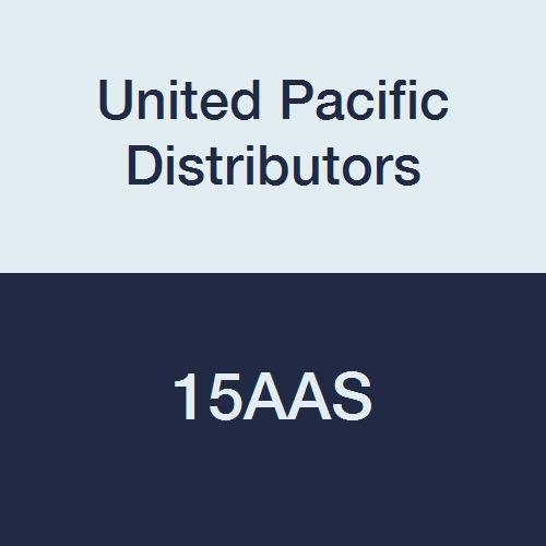 United Pacific Distributors 15AAS Special Cam and Groove Couplers and Adapters Stainless Steel 316 StyleAA Size 1-1//2 StyleAA Size 1-1//2