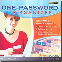 SelectGuard One-Password Organizer by SelectSoft Publishing