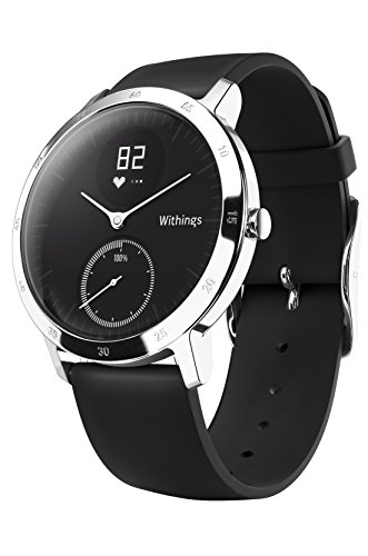 Withings Activite Steel Hr Black (40mm) Activite Steel Hr (40mm),