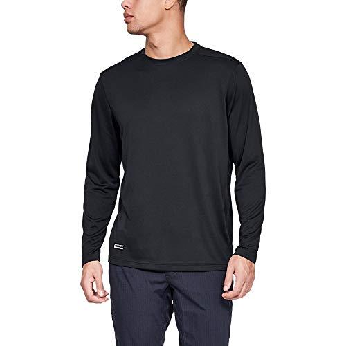 Under Armour Men's Tactical  Tech Long Sleeve T-Shirt, Dark Navy Blue /None, Large ()