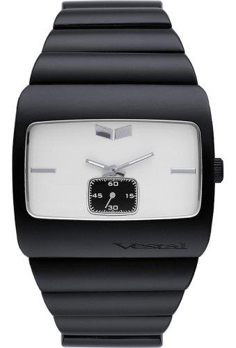 Vestal Unisex BVL004 Bevel Watch