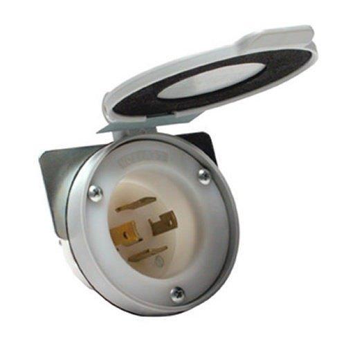 50 Amp Generator Indoor Transfer (Reliance Controls PK50 Indoor / Outdoor 50 Amp Power Inlet 2.5