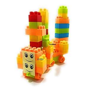 FunBlast Building Blocks for Kids...