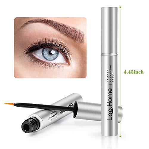 Wimpernserum zur Wimpernverlängerung 5ml, Wimpern Booster Verlängerung der Wimpern Wimpernwachstum