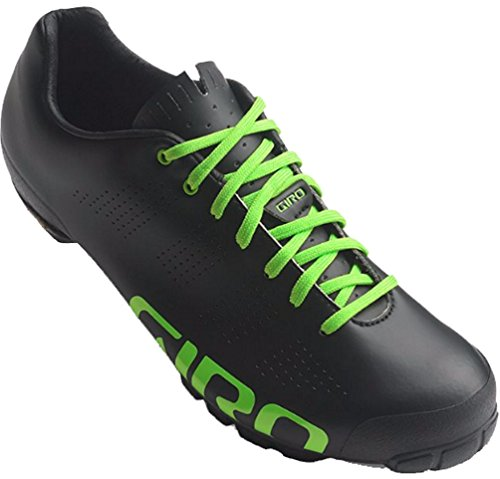 Giro Men's Empire VR90 Mnt Bike Shoe (Black/Lime, 44.5)