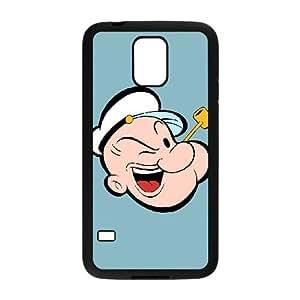 Samsung Galaxy S5 Cell Phone Case Black Popeye the sailor cdu