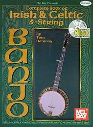 MelBay 1008883 Complete Book Irish Celtic FiveString Banjo Book