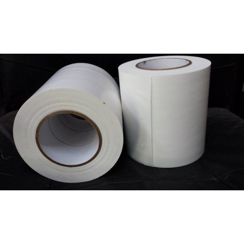 ECHO tape WHITE 6'' ECHO SHRINK TAPE by ECHO tape