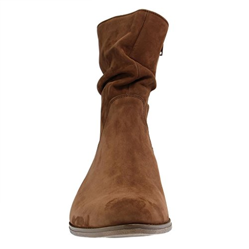 Gabor 71.669.18 18 - Botas de Piel para mujer marrón