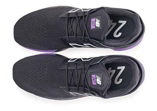 Zapatillas 40 New 180906 247 Negro Ms247to Balance Negro faqwU