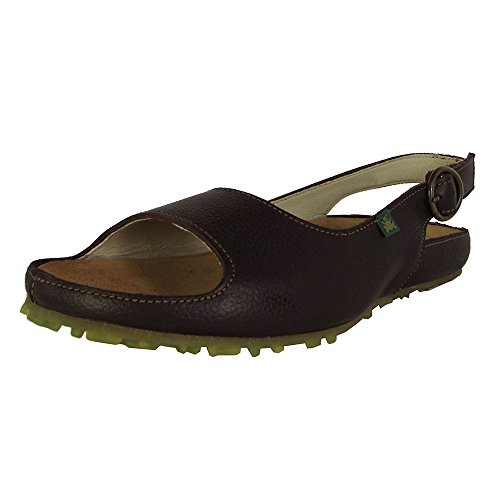 El Naturalista Femme N131 Ikebana Sandale Chaussures Marron