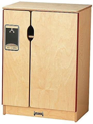 Jonti-Craft 04061JC Kinder-Kitchen Refrigerator - Jonti Craft Kinder Kitchen