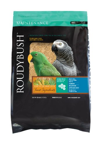 Roudybush Daily Maintenance Bird Food, Small, 25-Pound by RoudyBush
