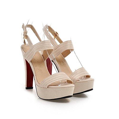 Femme 1To9 MJS00385 35 Sandales Pour Beige EU 76HwnTaxHq