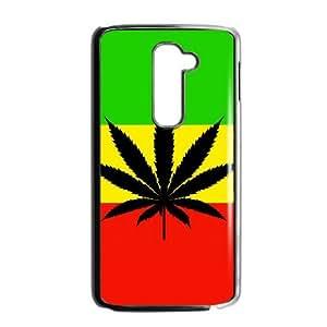 LG G2 Phone Case Marijuana Leaf Cannabis Grass Rasta