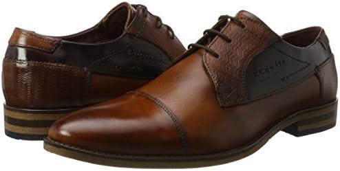 bugatti Herren 312164031111 Derbys: : Schuhe