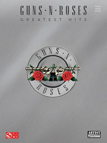 Cherry Lane Guns N' Roses Greatest Hits for Piano/Vocal/Guitar Songbook