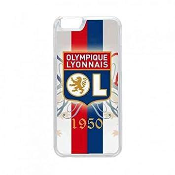 Coque samsung j6 olympique lyonnais