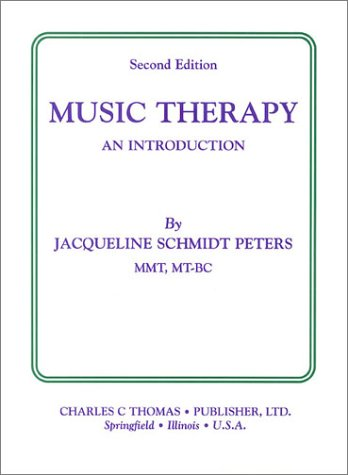 Music Therapy: An Introduction