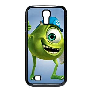 Funny Monsters University for Samsung Galaxy S4 I9500 Durable Plastic Case-Creative New Life