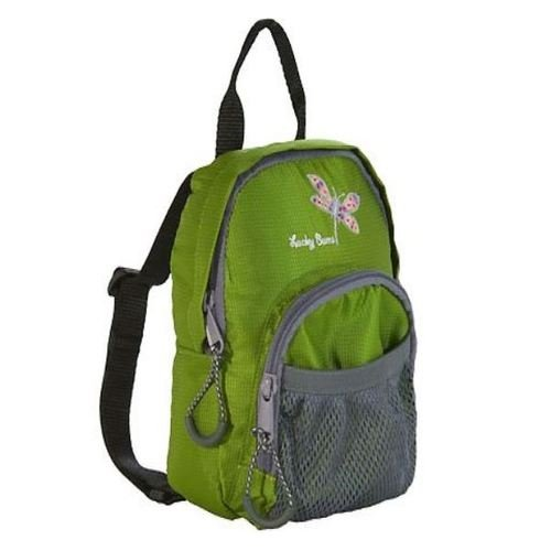 Lucky Bums Kids Backpack Green product image