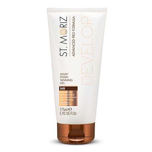 St Moriz Gel Dark Advanced Pro Formula 175ml by St Moriz