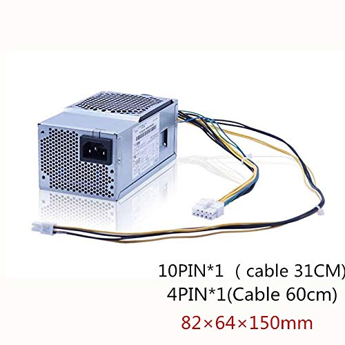 SAUJNN 210W Server PSU for M410 E75S PA-2221-3 FRU:00PC746 Power Supply for Server 10pin 4pin HK310-71PP PCG010 FSP210-20TGBAB
