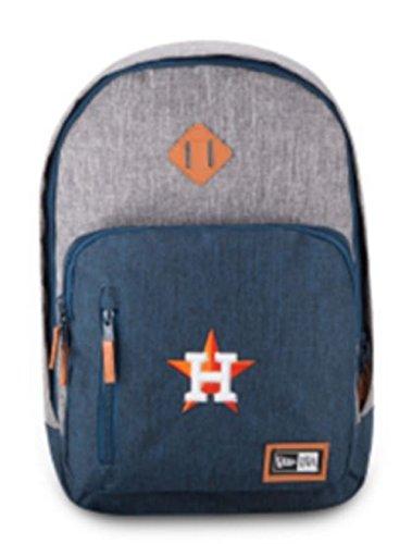 New Era Houston Astros Cram Action Backpack MLB Baseball Team Laptop Slot by New Era