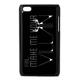 Custom The Fault In Our Stars Back Cover Case for ipod Touch 4 JNIPOD4-338