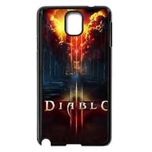 SamSung Galaxy Note3 cell phone cases Black Diablo fashion phone cases IOTR694486