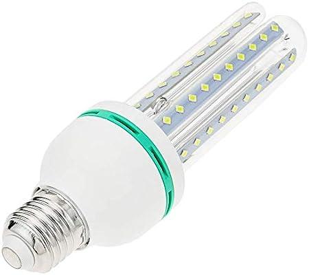 BeMatik - Bombilla de luz LED de 9W E27 luz fría día 6000K ...