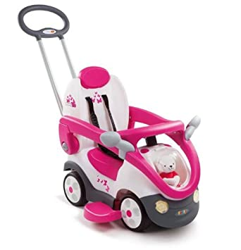 Smoby - 412013 - Porteur - Bubble Go II Balade Fille  Amazon.fr ... 1333be23172