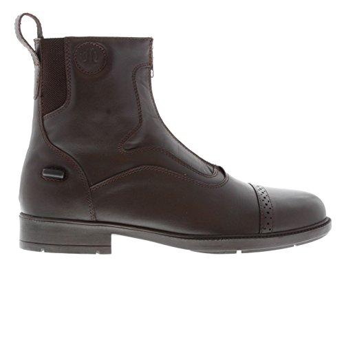 Holt Boots Jodhpur Brogini Brown Womens aq5nwxZF