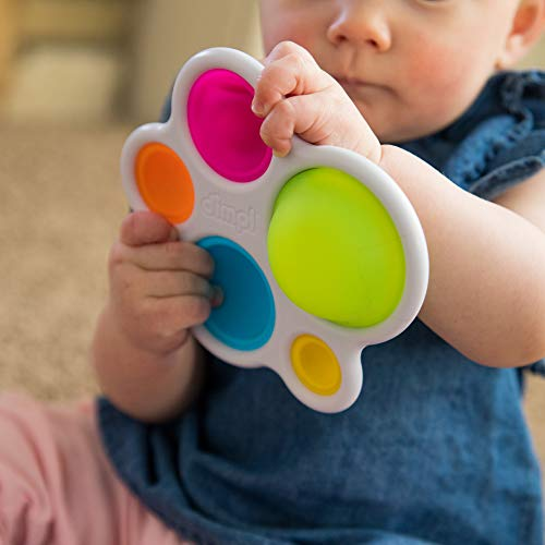 Fat Brain Toys Dimpl Baby Toys & Gifts for Ages 1 to 2
