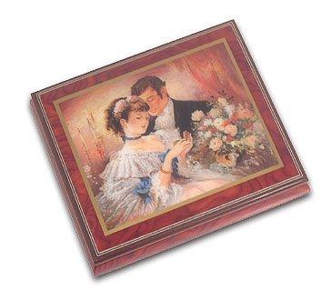 【正規通販】 愛のトークン Ercolano Musicalジュエリーボックス 438. - Wonderful Copenhagen 419. レッド Wedding MBBF179RD B074WDKHVG 419. Wedding March (Mendelssohn) - SWISS (+$45) 419. Wedding March (Mendelssohn) - SWISS (+$45), KSPネット販売事業部:56e311d0 --- arianechie.dominiotemporario.com
