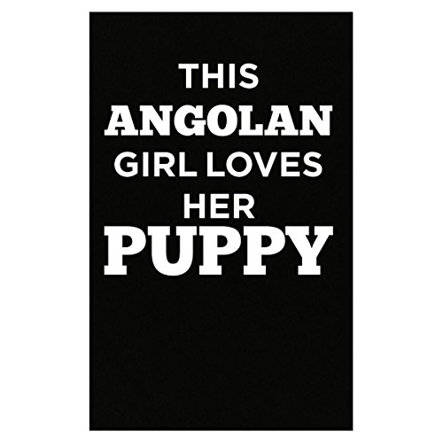 Review This Angolan Girl Loves