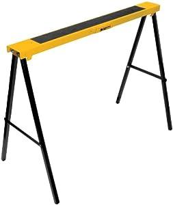 Performance Tool W54035 Folding Metal Sawhorse (250 Lb Capacity) Part 59
