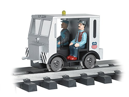 Bachmann Trains Train Powered Vehicle Speeder Motive for sale  Delivered anywhere in USA