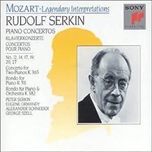 Mozart: Piano Concerto Nos. 12, 14, 17, 20, 27