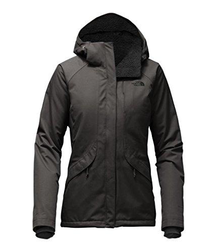 City Full Face Helmet - The North Face Women's Inlux Insulated Jacket - Asphalt Grey - L (Past Season)