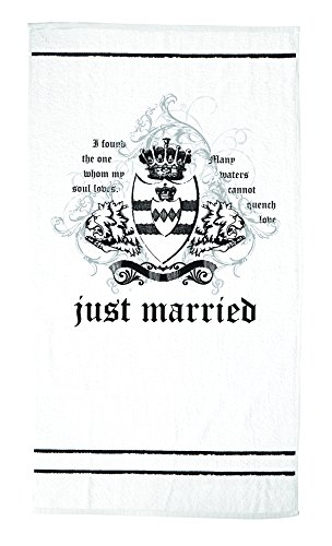 Just Married Beach Towels - 1