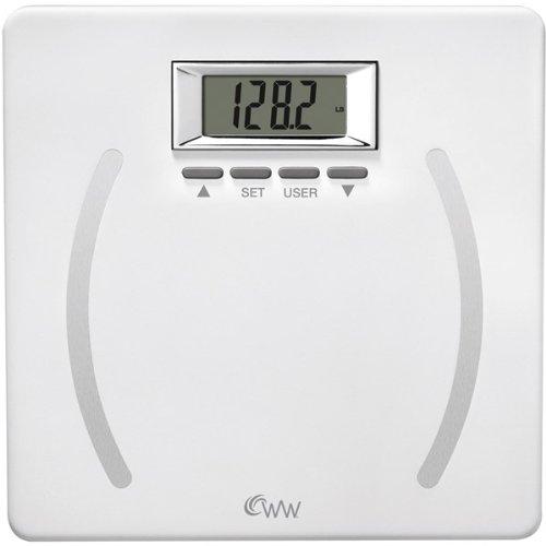 CNRWW28 - CONAIR WW28 Weight Watchers Plastic Body Fat Scale