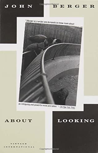 book cover of About Looking