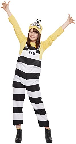 Disney's Prisoner Minion Costume -- Despicable Me Dress -- Teen / Women's STD (Minion Costumes Teen)