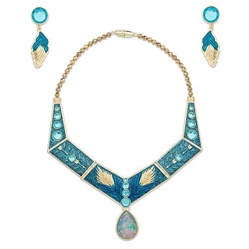 Pocahontas Costume Necklace - Disney Pocahontas Jewelry Set